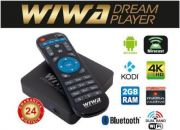 Wiwa Dream Player Box Android