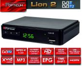 Tuner DVB-T/T2 Opticum Lion 2