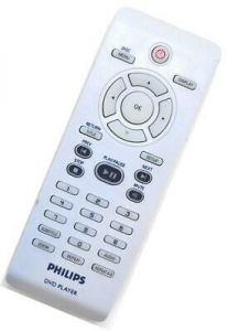 Pilot Philips DVD Player 242254900908 oryg. RC2010